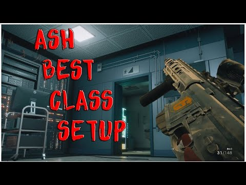 Tom Clancy's Rainbow Six Siege   BEST ASH LOADOUT