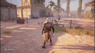 Assassin Creed origins wild ride side quest