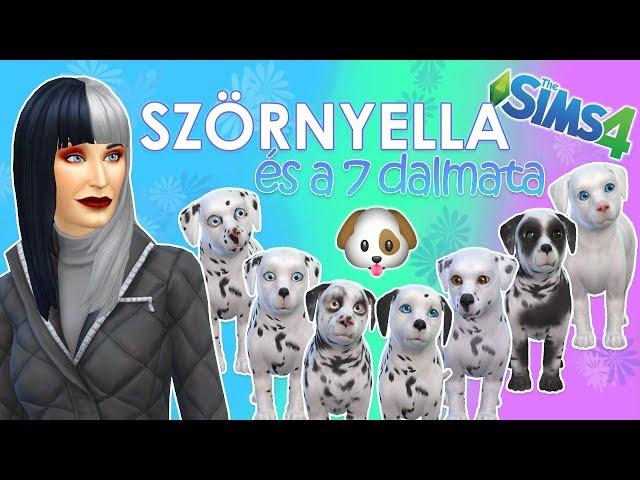 A legszomorúbb rész - The Sims 4: Szörnyella és a 7 dalmata kihívás 13. rész