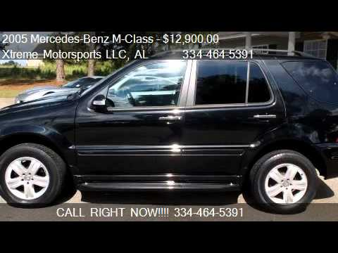 2005 mercedes benz m class ml350 awd 4matic 4dr suv for for 2005 mercedes benz suv for sale