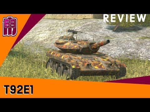 T92E1 - MISSILES ARRIVE | Wot Blitz
