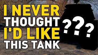Never Thought I'd Like this TANK in World of Tanks!