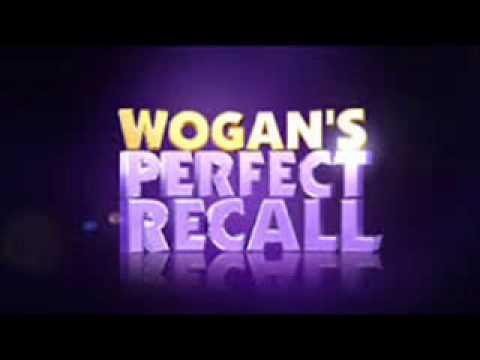 Wogan's Perfect Recall