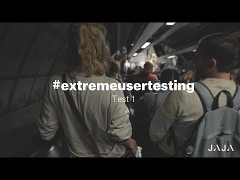 get-credit-using-underground-wifi-in-just-3-minutes-|-extreme-user-testing-|-jaja