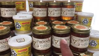 عالم النحل,انواع العسل في الدانمرك