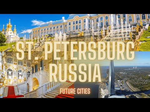 Future of St. Petersburg: Complex Projects and High-Rise Buildings