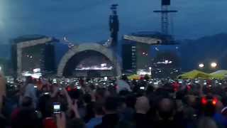 AC/DC Live Intro + Rock or Bust Tour 2015 Spielberg Austria
