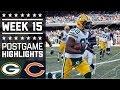 Packers vs. Bears   NFL Week 15 Game Highlights