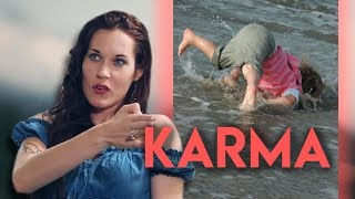 Karma (Does Karma Exist or Doesn't It?)