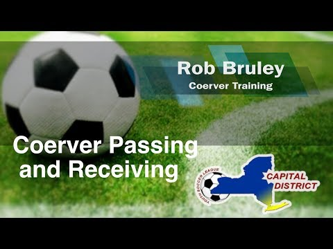 Rob Bruley: Coerver Passing and Receiving