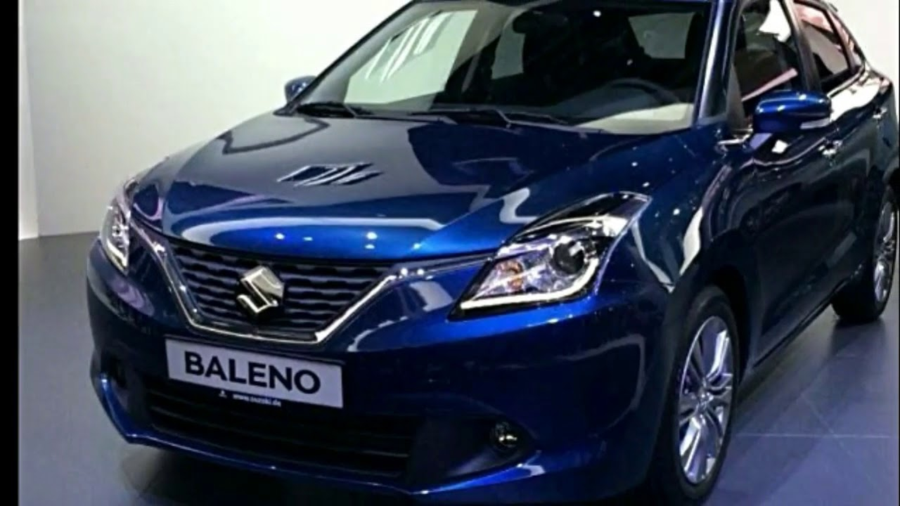 ALL NEW 2018 Suzuki Baleno