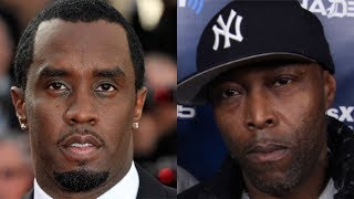 Black Rob Goes Postal On Diddy For Beating Him For Millions in Royalties!!