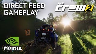 The Crew 2 - Direct Feed PC Gameplay from E3 2017