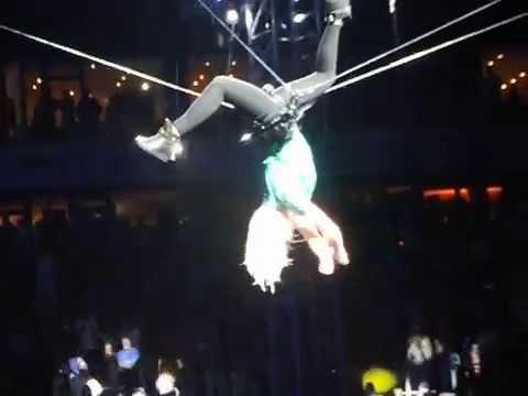 Helene Fischer Letzer Flug Abschlußkonzert In Dresden Youtube