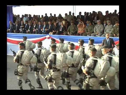 Desfile Militar Santiago 2015