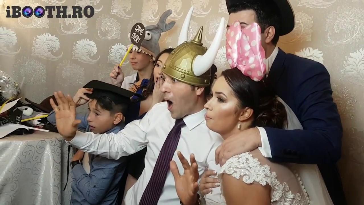 video cabina foto nunta