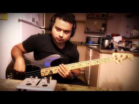 X Ambassadors ft. Tom Morello - Collider (Bass Cover)