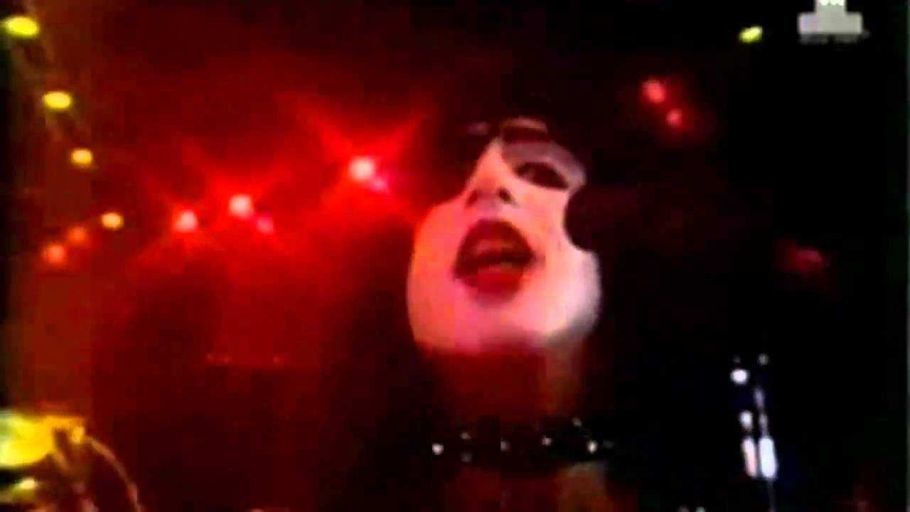 Kiss - I was made for lovin' you -official video clip (HD) #1