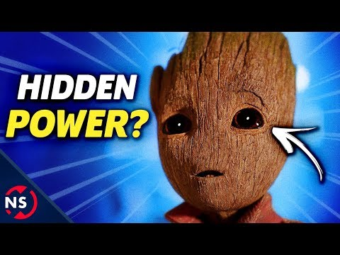 How Cute BABY GROOT Is Secretly DEADLY! (Guardians Of The Galaxy Vol 2 Theory) || NerdSync