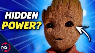 How Cute BABY GROOT is Secretly DEADLY! (Guardians of the Galaxy vol 2 Theory)    NerdSync