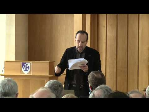 Medieval Physics in Oxford – HAPP Centre – Professor Nicolas Weill Parot
