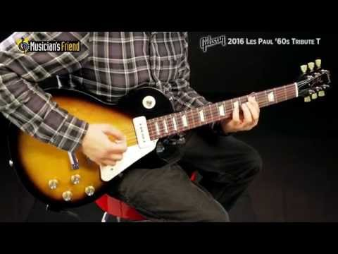 Gibson 2016 Les Paul '60s Tribute T