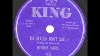 Wynonie Harris   The Deacon Don