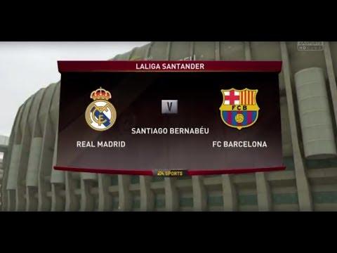 Real Madrid vs Barcelona | 2017.08.16 | Spanish Super Cup