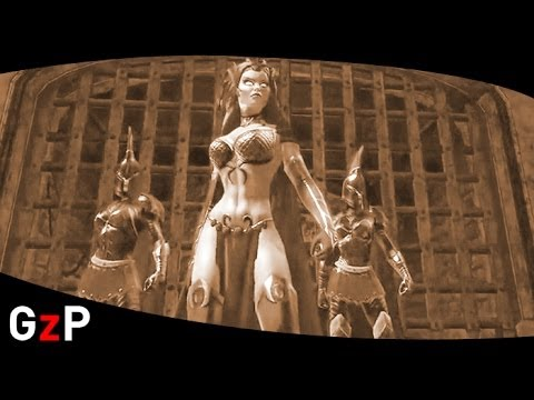 DC Universe Online First part of Amazon Fury DLC new storyline in Themyscira - PC PS3