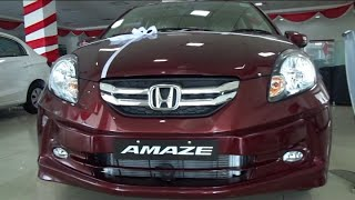 #Cars@Dinos: Honda Amaze First Drive Review, Walkaround (price, mileage, etc.)