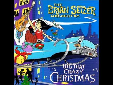 The Brian Setzer Orchestra - My Favorite Things (Instrumental)