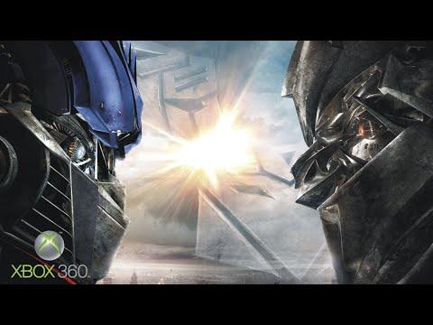 Transformers Jogo. Xbox 360