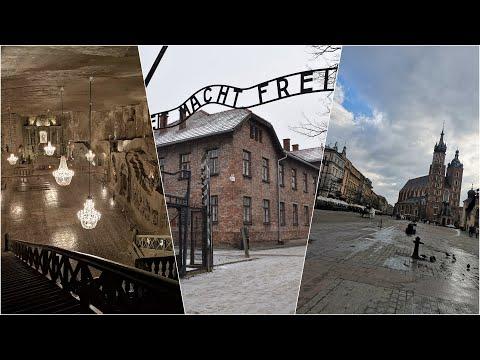 Krakow In 3 Days! 2019 | Auschwitz | Wieliczka Salt Mine | Schindler's Factory | Krakow Zoo