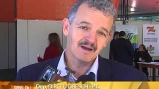 Seminários Regionais sobre Piscicultura tiveram apoio da ALESC