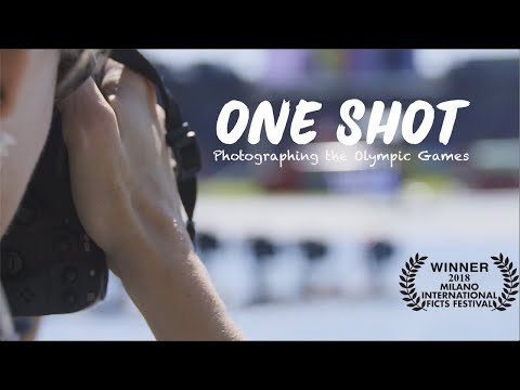 ONE SHOT: PHOTOGRAPHING THE OLYMPIC GAMES