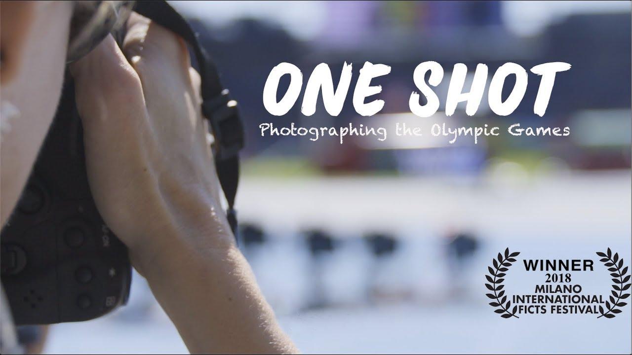 """Documentário """"One Shot"""" mostra os detalhes de fotografias icônicas nos jogos olímpicos."""