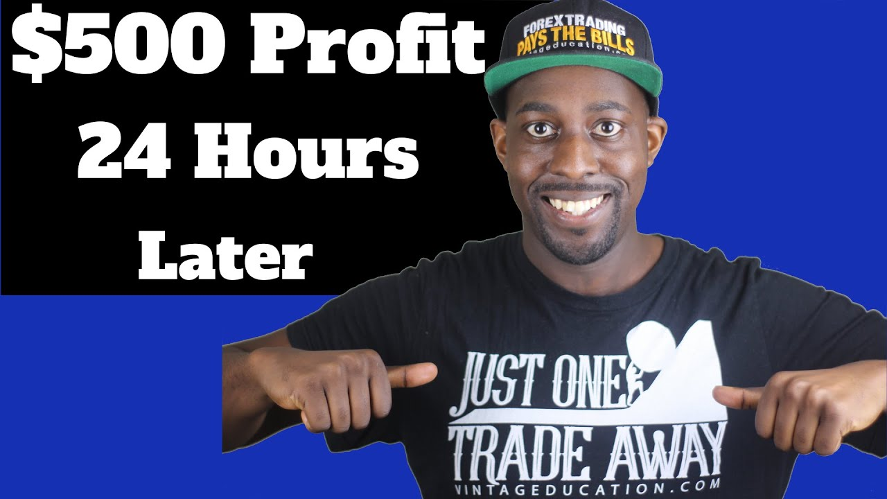 How To Start Day Trading I Do This Make 500 In One