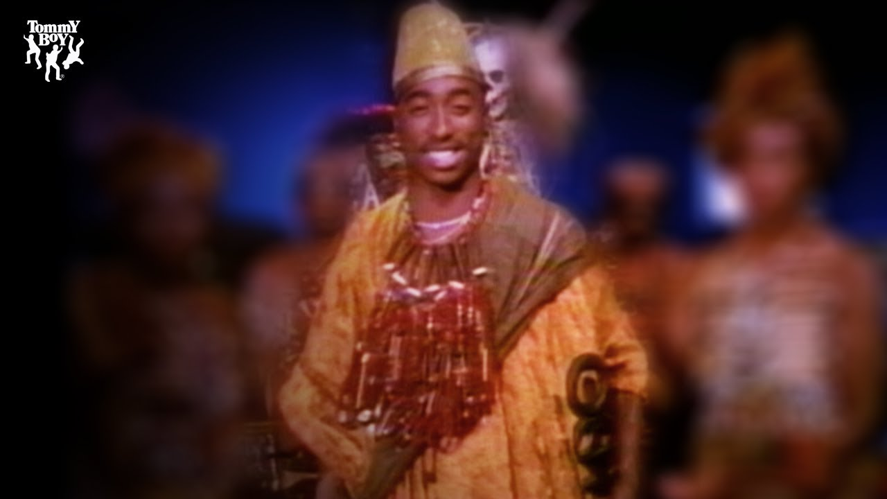 Digital Underground Same Song Feat 2pac Music Video Youtube