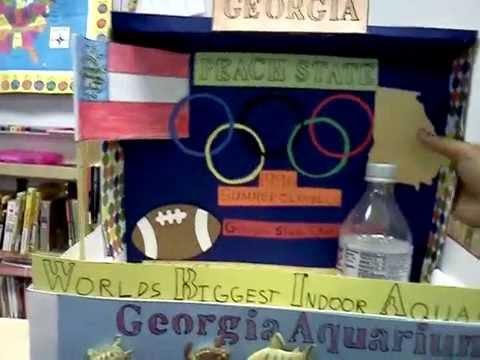 Georgia State Float 2015