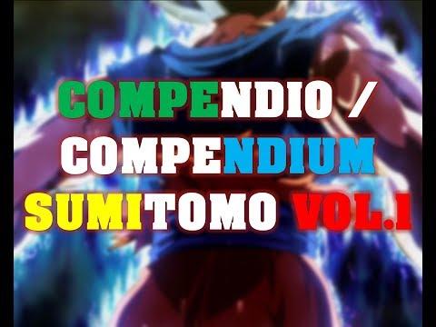 compendio-/-compendium-vol.1-norihito-sumitomo