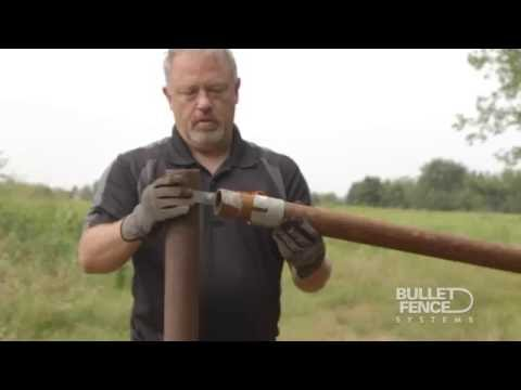 Fence Brace Installation made easy