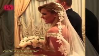 Свадьба Ксении Бородины и Курбана Омарова! ЗАГС