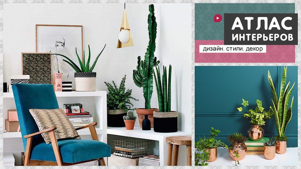 Живые цветы в интерьере: 25 идей для квартиры и дачи новые фото
