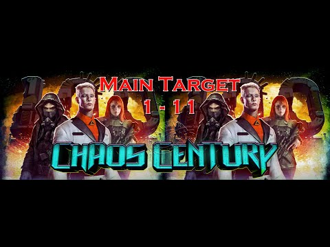 War Commander : Chaos Century - Main Target 1 - 11
