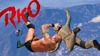 RUNNERS VS RANDY ORTON!!  (GTA 5 - Funny Moments)