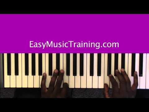 Jesus Will - Anita Wilson / EasyMusicTraining.com