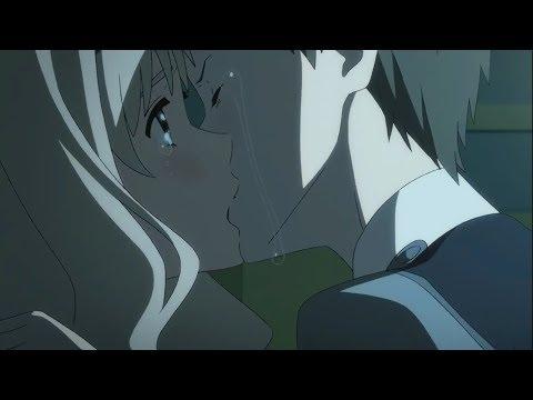 MITSURU AND KOKORO MAKES BABY SCENE (EP 17)- Darling in the FRANXX