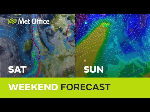 Weekend weather - Staying cold this weekend but will we see any snow
