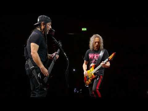 Metallica Rock You Like a Hurricane, SAP Arena, Mannheim 16022018 4K