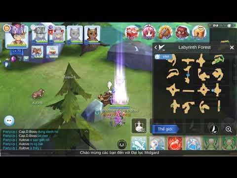 Ragnarok M Cach Bắt Pet Mandragora Seed Crit Buff Quest ẩn
